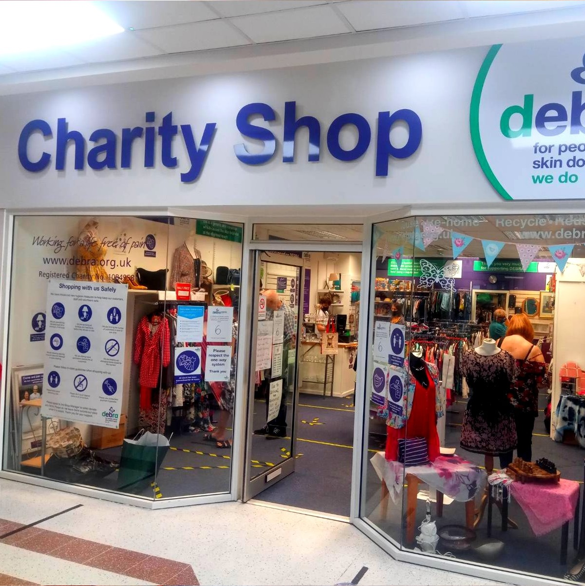 Debra Charity Shop