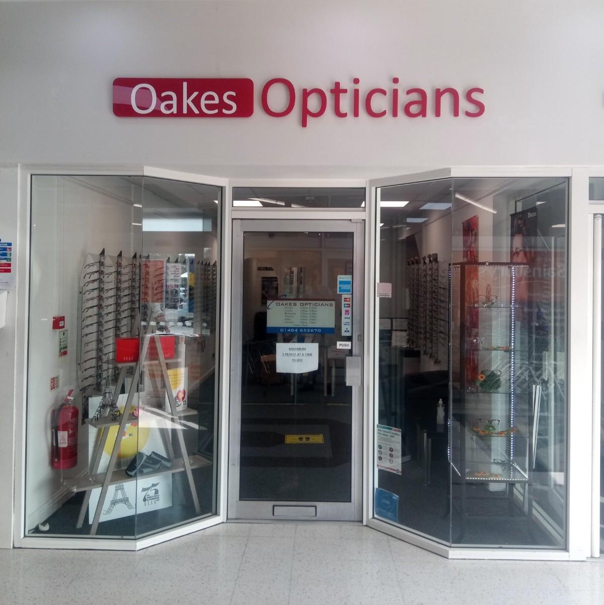 Oakes Opticians